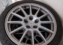 Mitsubishi Evolution enkei wheels (original)