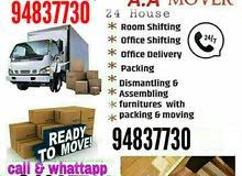 shifting house Villa shifting office shifting