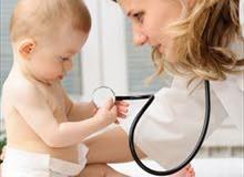 طبيبة اطفال موجودة بجدة