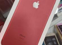 iphone 7+ 128 مستعمل وكالة مكفول 6 اشهر بسعر نااااااررر