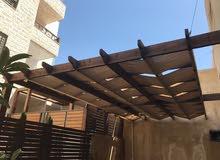 شقة فارغة للايجار - دابوق - قرب المواصفات والمقاييس