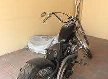 Motorcycle model 2015