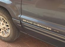 Jeep Grand Cherokee 2004 For sale - Blue color