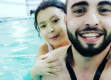 حاب تتعلم سباحة بوقت قصير وبلوقت البدك ياه سجل عنا