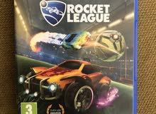 Rocket league ps4 مستعمل