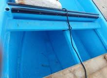 قارب 18 قدم جديد استخدم ايام قليله