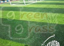 عشب صناعي تركي