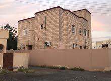 Nizwa neighborhood Al Dakhiliya city - 425 sqm house for sale