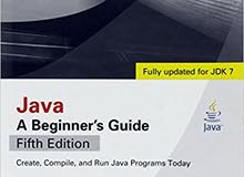 كتاب: JAVA: A beginner's guide, 5th edition
