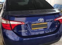 Toyota Corolla 2014 For sale - Blue color