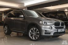 BMW X5 car for sale 2015 in Amman city