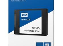 WD Blue 500GB PC SSD