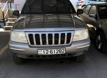 For sale a Used Jeep  2002