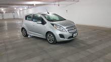 Chevrolet Spark 2015 For sale - Silver color