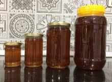 عسل طبيعي بذمه عسل برسيم الورد فقط عسل