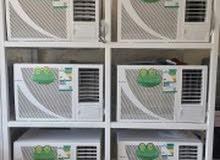 يوجد لدينا مكيفات شباك حار بارد استعمال طيب مع التوصيل والتركيب