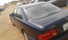 Available for sale! 30,000 - 39,999 km mileage Mercedes Benz E 240 1998