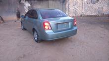 Daewoo Lacetti car for sale 2004 in Tripoli city