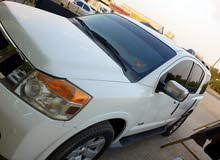 Automatic Nissan 2008 for sale - Used - Buraimi city