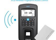 جهاز بصمة لمراقبة الدوام Wireless Fingerprint Access Control