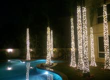Parties lights, Events lights, Decoration lights