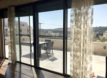 First Floor  apartment for sale with 3 rooms - Amman city Dabouq