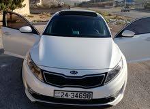 Hybrid Fuel/Power   Kia Optima 2014