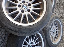 للبيع رنجات BMW E39 اصليه للفئه 5