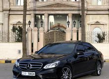 2014 Mercedes Benz E 200 for sale in Amman