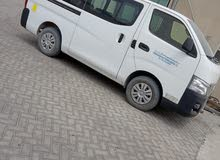 NISSAN URVAN - 2016 MINI BUS FOR SALE
