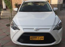 Toyota Yaris car for sale 2017 in Muscat city