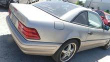 هارد توب مرسيدس اس ال  500 1996