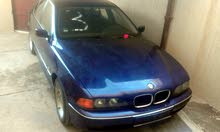 Blue BMW 520 1998 for sale