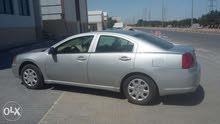 Mitsubishi Galant 2008 For sale - Silver color