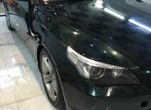 Used condition BMW 525 2005 with  km mileage