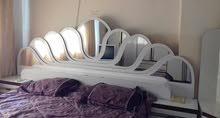 غرفة نوم مستعمله بحاله جيده جدا للبيع