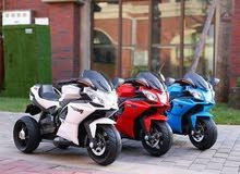 دراجة كهربائية 6V للأطفال عمر 3 ل 12 سنة