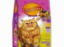 طعام للقطط والكلاب ممتازة