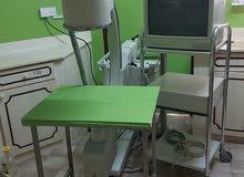 Shimadzu C ARM Radiology and Fluoroscopy جهاز الفلورسكوبي