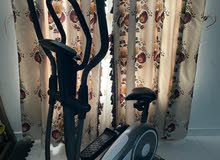 Exercise machine Good work and good condition