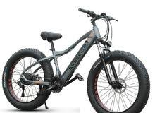 دراجات كهربائية ضمان سنه محرك1000واط
