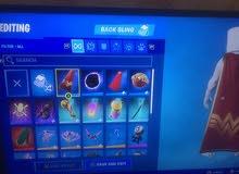 Fortnite account. 42 skins