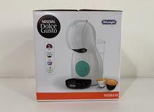 DeLonghi Piccolo XS Coffee Machine (Brand new)