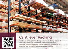 Cantilever Racking In Qatar  Rack Plus storage Qatar