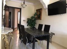 #للبيع: شقة مفروشة للبيع  روعةةةةةةةةةة   شقة للبيع  مفروشة بإقامة الزمو