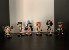 مجسمات شخصيات ون بيس