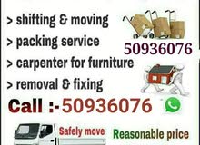 moving shifting carpente house Villa office delivery service