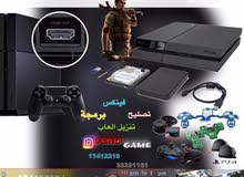 SALES AND REPAIR OF ALL KIND OF VIDEO GAMES CONSOLE