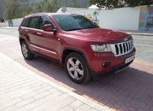 Jeep Grand Cherokee 2012 full option