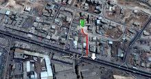 لقطة - ارض صناعي 650 متر تصلح إستثمار تجاري مستودعات شارع الحزام الدائري ابو علندا المغبة